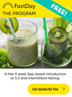 FastDay: The Program - a free 4 week App-based introduction to 5:2 and intermittent fasting.